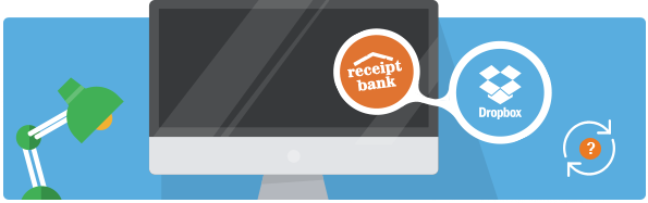 How to submit items using Dropbox – Receipt Bank